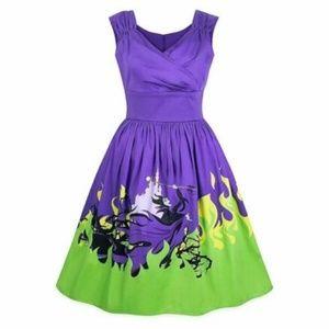 Disney Dress Shop Maleficent Aurora Collection